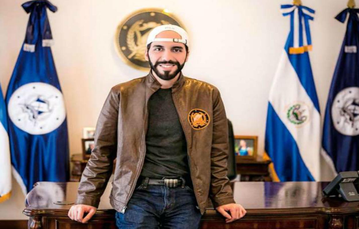 Nayib Bukele sacude a El Salvador