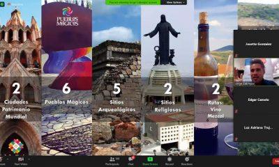 Guanajuato muestra oferta turística a agentes de Colombia
