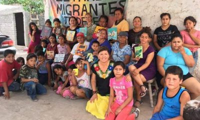 Magda Rivera Carrillo, Letras Migrantes