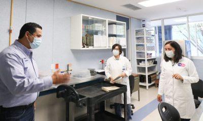 Guanajuato cuenta con uno de los mejores laboratorios para detectar Covid-19 en América Latina