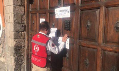 clausura hotel San Miguel de Allende