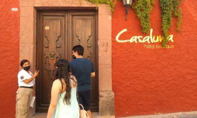 clausura hotel boutique Casa Luna