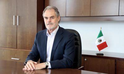 Juan José Álvarez Brunel, secretario de Turismo de Guanajuato