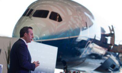 Aeroméxico busca evitar la bancarrota