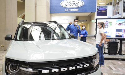 """Las preventas de la Bronco made in Sonora """"están fuertísimas"""": Claudia Pavlovich"""