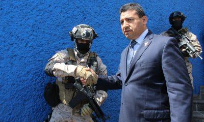 Carlos Zamarripa Aguirre, fiscal de Guanajuato