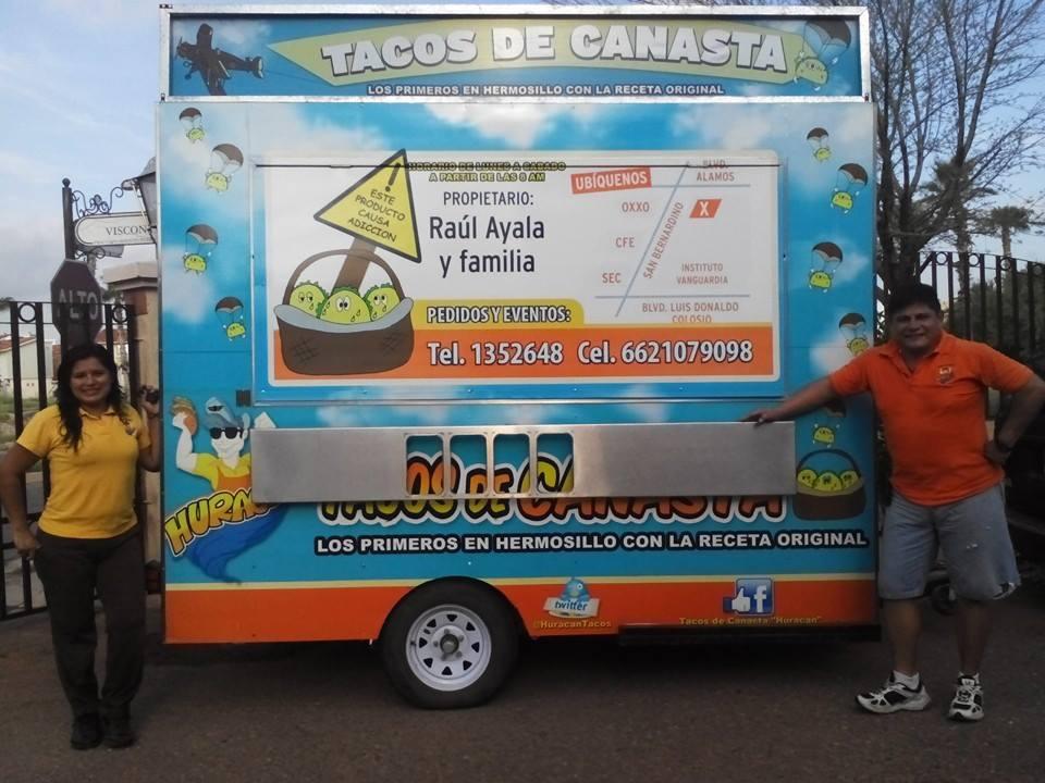 Los tacos de canasta de la familia Ayala fueron los primeros en su tipo en llegar a Hermosillo