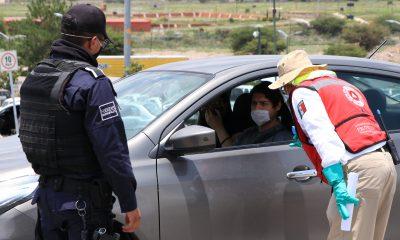 Refuerzan filtros sanitarios en San Miguel de Allende