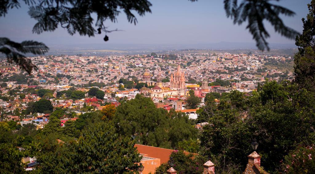 San Miguel de Allende es Ciudad Patrimonio de la Humanidad por la UNESCO