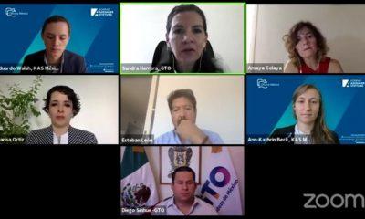 """Webinar """"Ciudades Sostenibles y Resilientes de la Alianza Centro Bajío Occidente"""""""