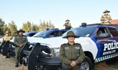 Policía Rural Estatal de Guanajuato