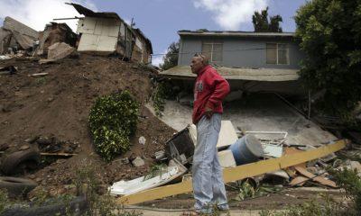 Convertirán zonas de deslaves en áreas verdes en Tijuana