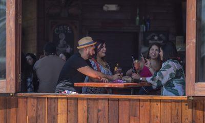 Turistas Baja California 4 de Julio