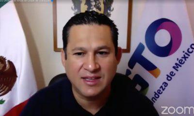 Diego Sinhue Rodríguez Vallejo, gobernador de Guanajuato