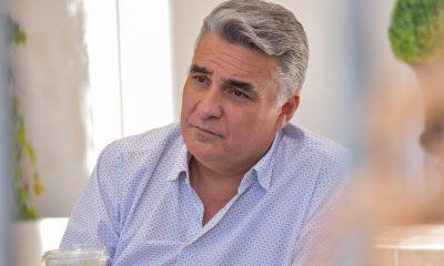 Alejandro Ruiz Uribe, superdelegado Baja California
