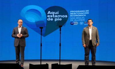 Programa reactivación San Miguel de Allende