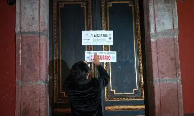 Clausura bares San Miguel de Allende