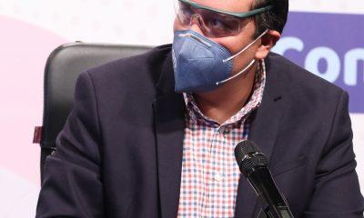 Daniel Alberto Díaz Martínez, secretario de Salud de Guanajuato