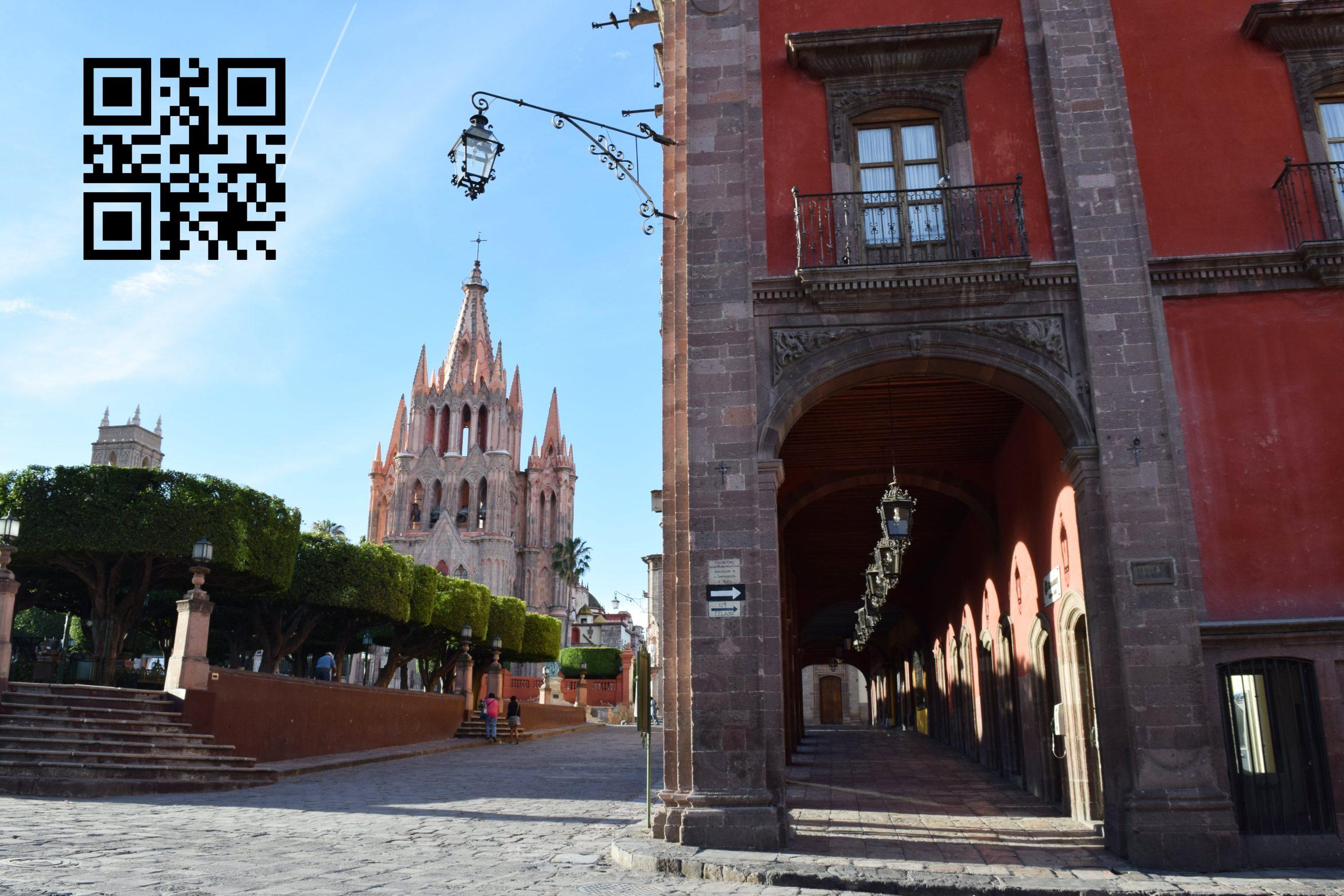 Código QR San Miguel de Allende