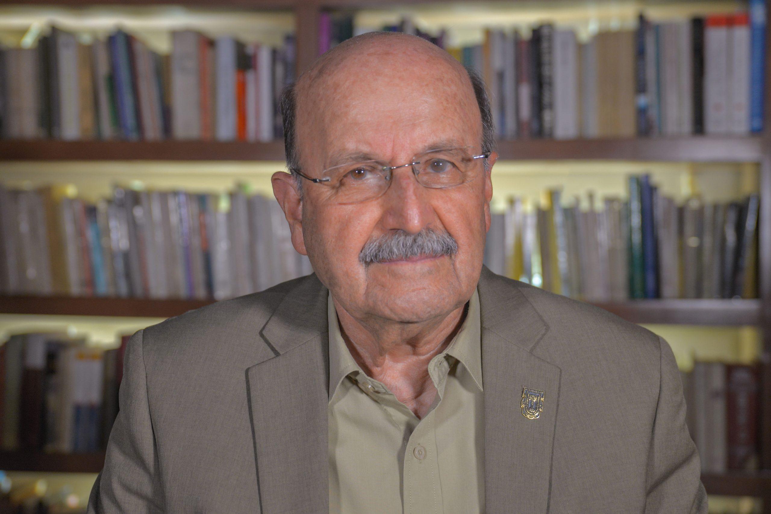 David Piñera, catedrático de la UABC