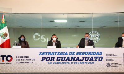Estrategia Por un Guanajuato Seguro