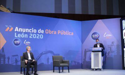Inversión obra pública León