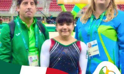 María Andrea Gómez Gómez, entrenadora y juez internacional de gimnasia