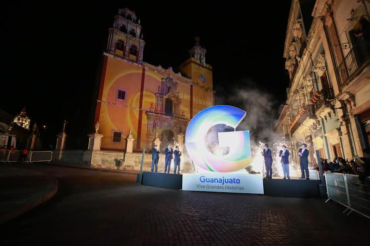 Guanajuato Vive Grandes Historias