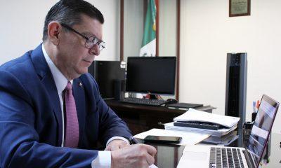 Luis Núñez Noriega, vocero oficial del Plan de Reactivación Económica en Sonora