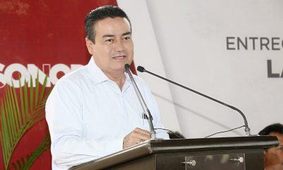 Víctor Guerrero González, secretario de Educación y Cultura de Sonora