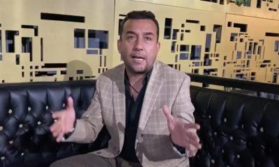 Helking Aguilar Cárdenas, presidente del Consejo Directivo de la Asociación Mexicana de Bares, Discotecas y Centros Nocturnos