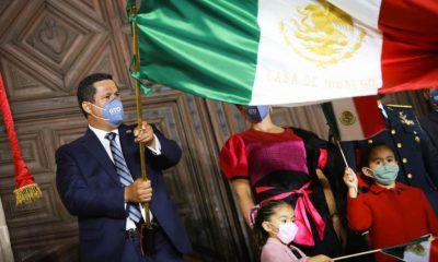 Grito Dolores Hidalgo 2020