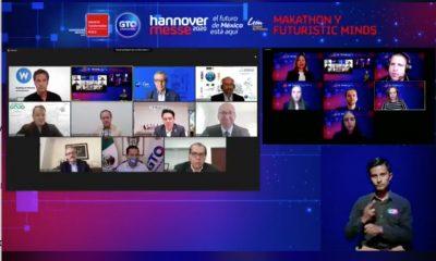 Futuristic Minds y Makathon Nuevas Realidades
