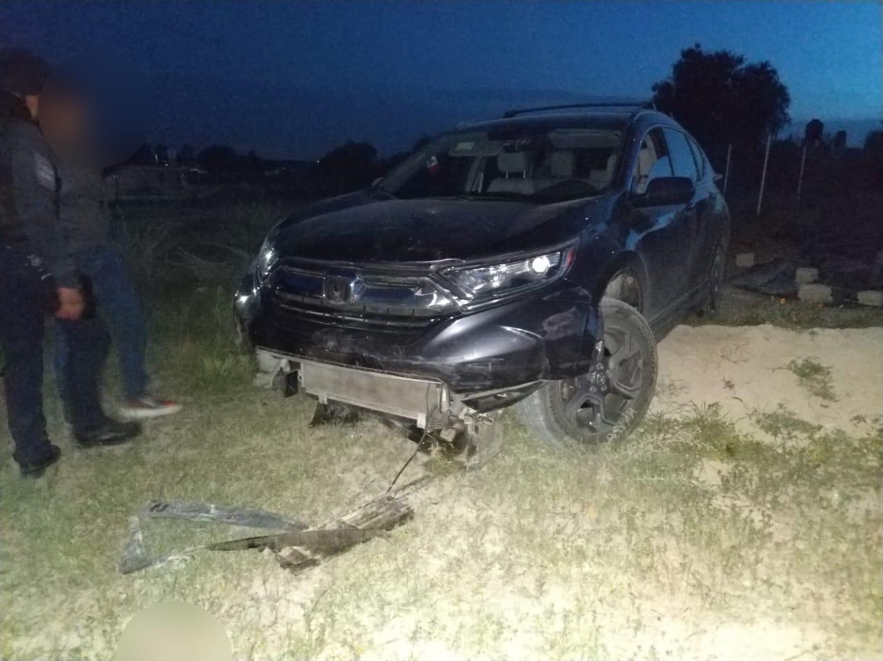 accidente Reyna Celeste Asencio