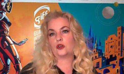 Sarah Hoch, directora ejecutiva del GIFF