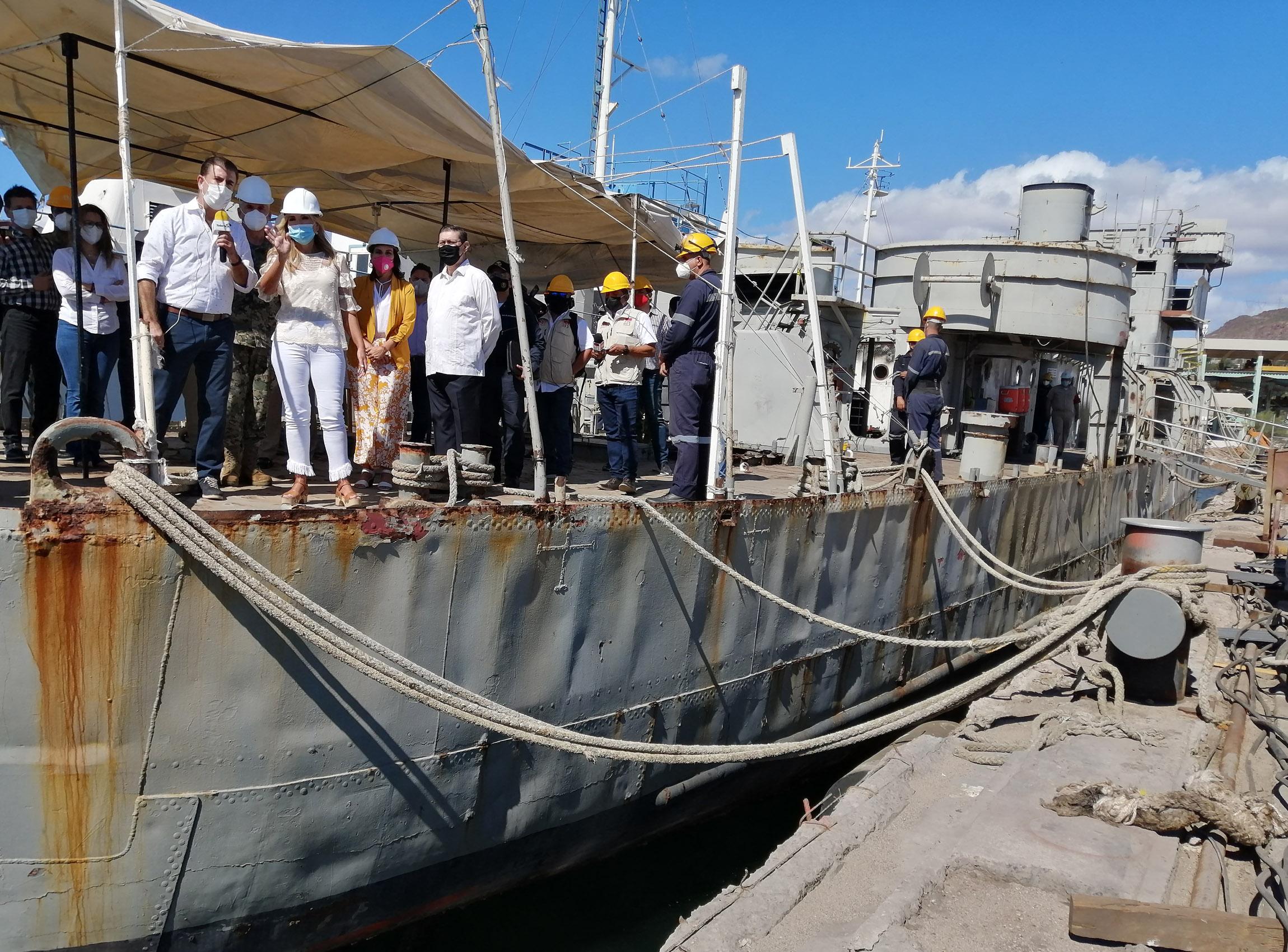 Guaymas barco