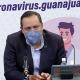 Daniel Alberto Díaz Martínez, secretario de Salud de Guanajuato, anuncia cambio de semáforo