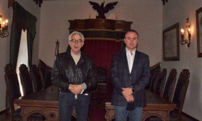 Ernesto Zedillo y Luis Alberto Villarreal