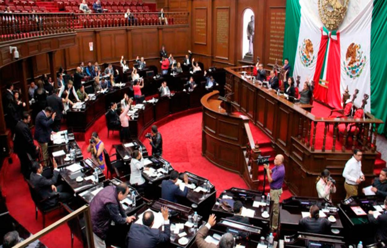Congreso de Michoacán mayor presupuesto