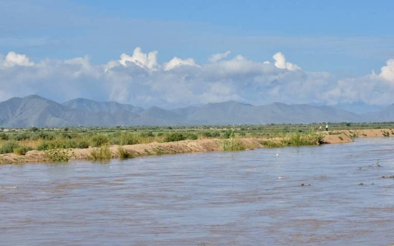 Extracción de agua La Laguna