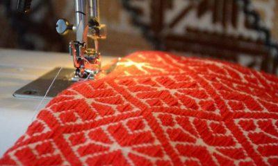 contiene imagen de tejido, máquina de coser, aguja