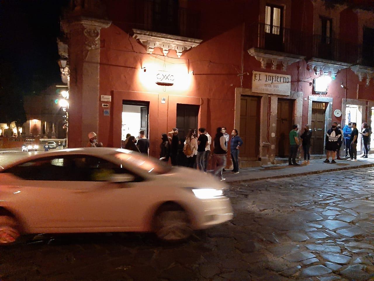 Bebidas alcohólicas en San Miguel Allende