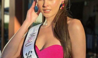 Contiene imagen interior, mujer, concurso mexicana universal