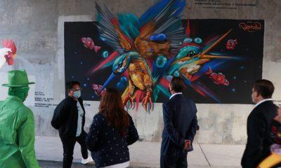 galería urbana San Miguel