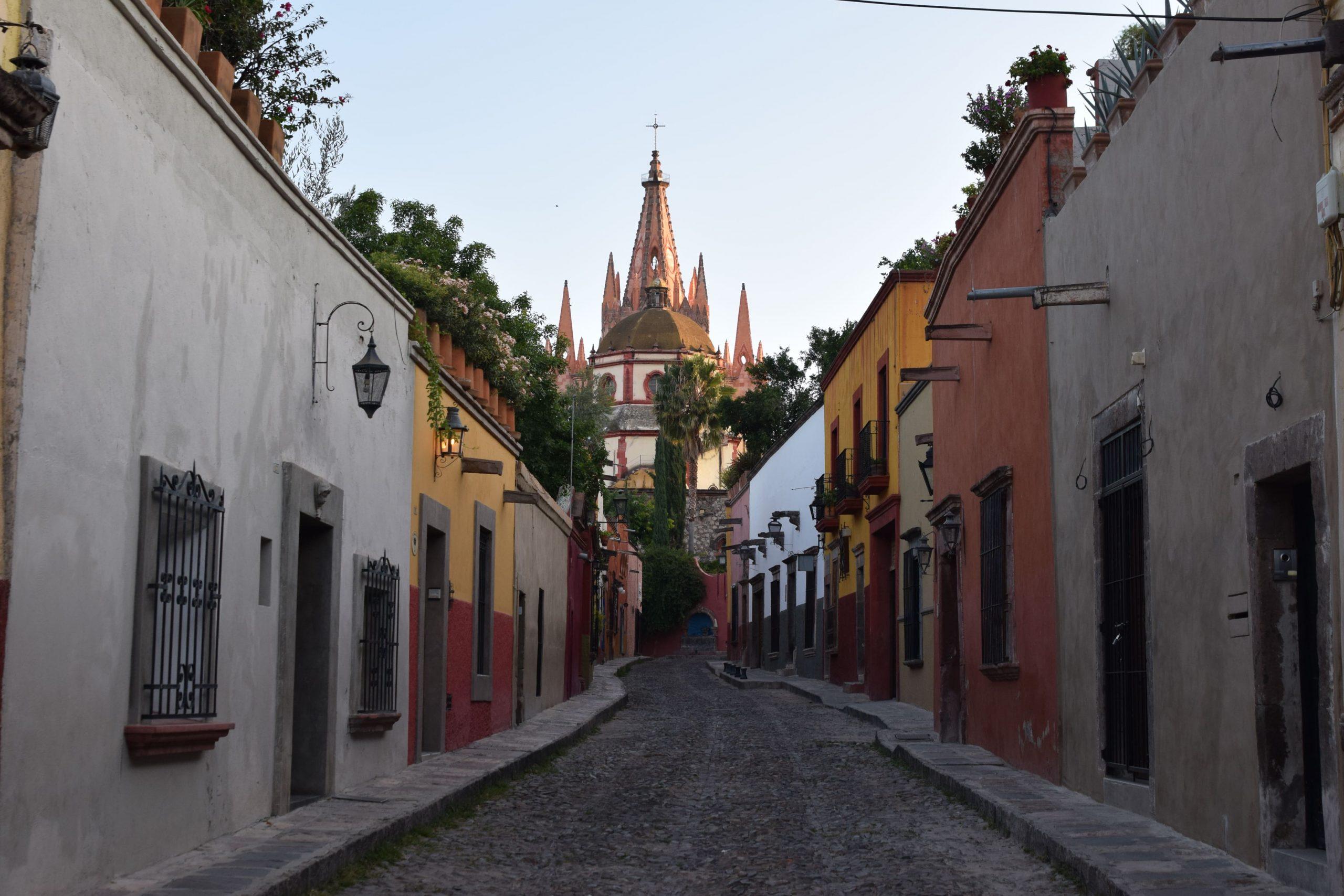 Guanajuato semáforo rojo