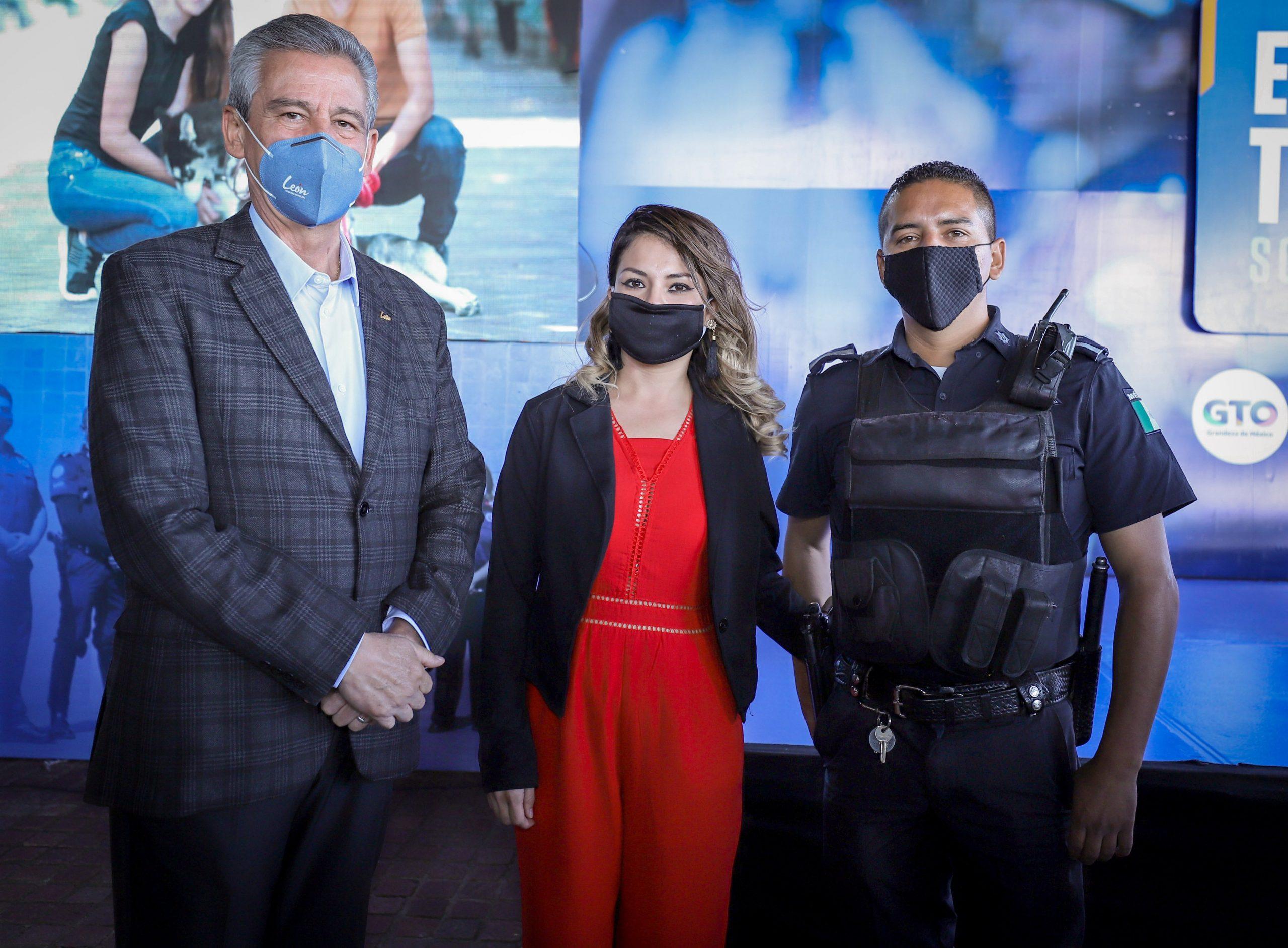 Delitos en León bajan