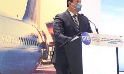 Industria aeroespacial Guanajuato