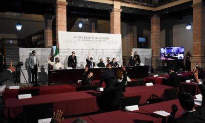 Diputados de Michoacán recibirán 120 mil de aguinaldo