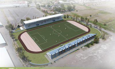 estadios de futbol y beisbol rehabilitación