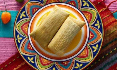Tamal indígenas Juárez